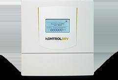 KontrolDRY elimina l'umidità di risalita