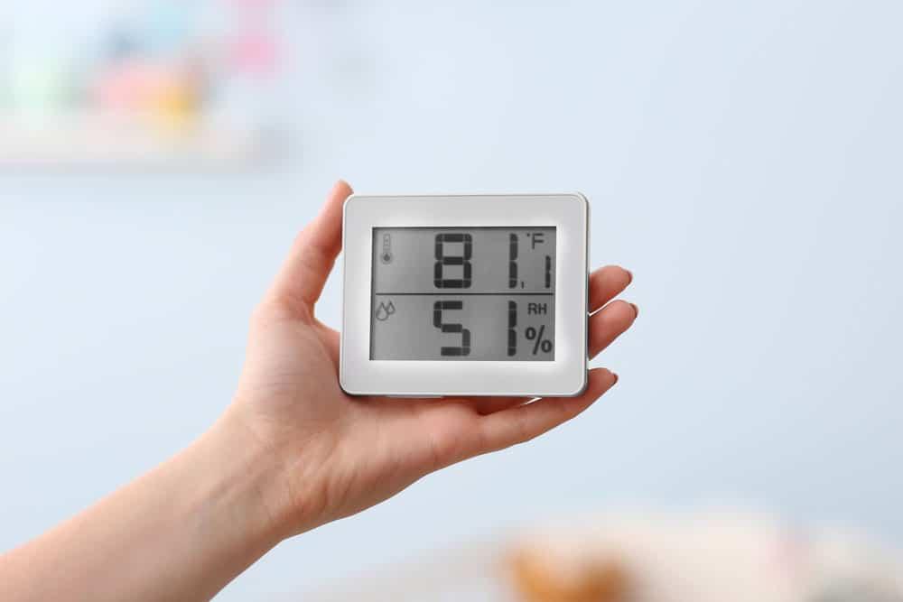 Umidità in casa e muri umidi - come misurarla?