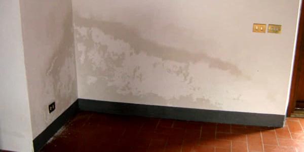 Cosa è l' umidità di risalita?