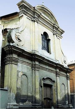 Umidità di risalita edificio storico prima di installare KontrolDry